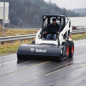 Bobcat S175 технические характеристики и устройство мини погрузчика