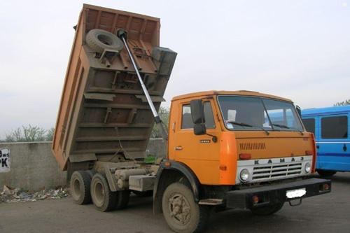 Технические характеристики самосвала КамАЗ 5511